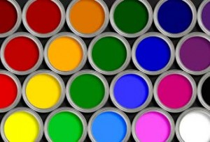 What Green Paint Colour Idea Uses In Display
