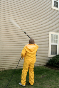 Power wash your Lakwood Colorado home